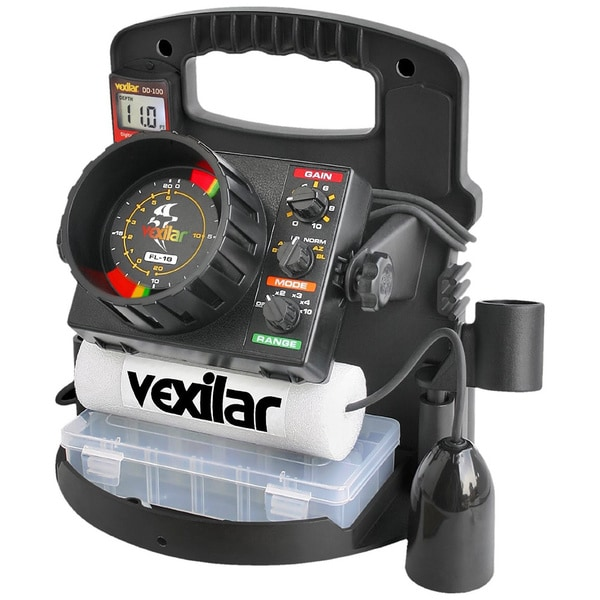 Vexilar FL-18 Ice ProPack II Locator with 12 Degree Ice Ducer