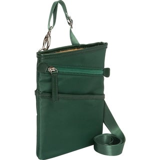 "WIB Dallas Carrying Case for up-to 7"" Tablet, eReader - Green - Twill"