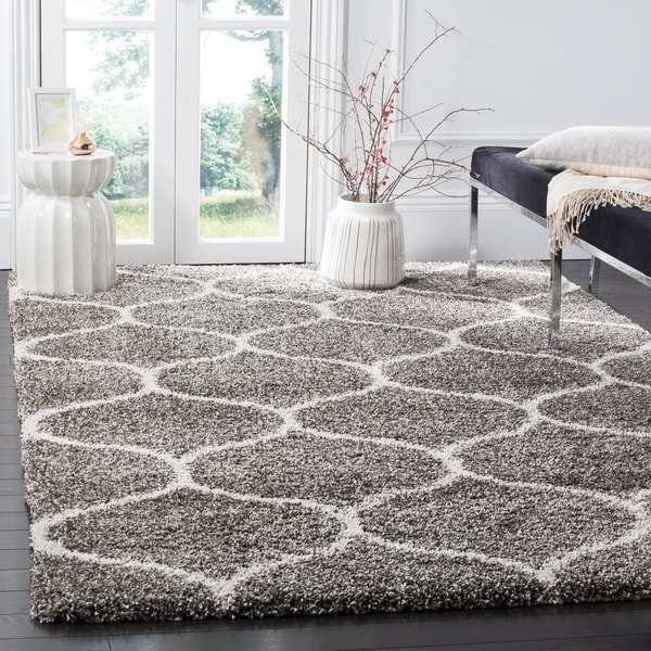 Clay Alder Home Horton Mill Modern Grey Ivory Rug 8 X 10 Free Shipping Today 16768043