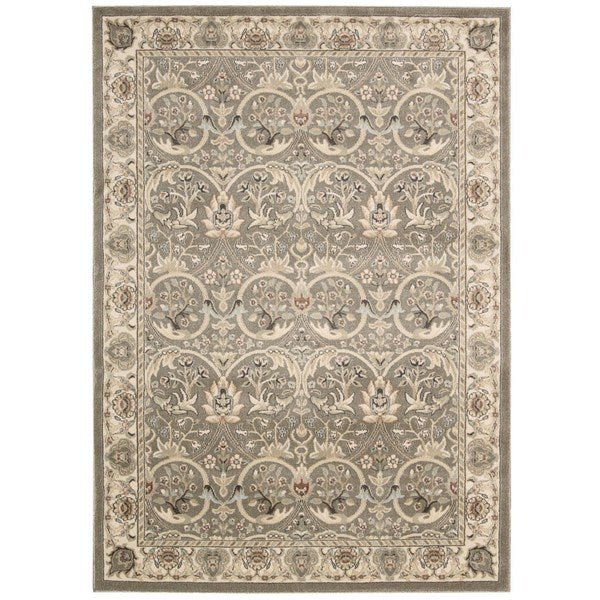 Rug Squared Springfield Grey Rug - 9'3 x 12'9