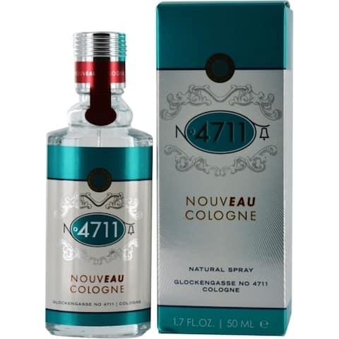 4711 Nouveau Cologne Women's 1.7-ounce Eau de Cologne Spray - Silver