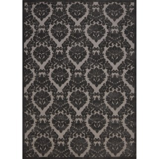 Rug Squared Montrose Silver Grey Rug (5'3 x7'3)