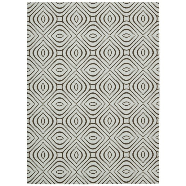Rug Squared Milford Sky Graphic Area Rug (2'6 x 4')