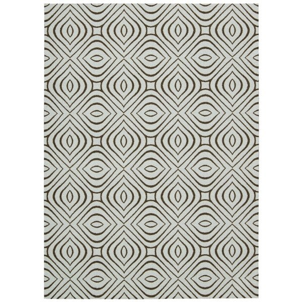 Rug Squared Milford Sky Graphic Area Rug (2'6 x 4') - 2'6 x 4'