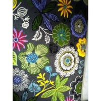 Safavieh Hand-Hooked Four Seasons Grey / Multicolored Rug - 6' x 9'