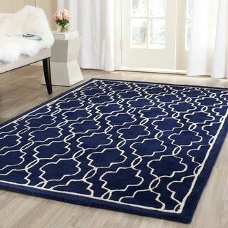 Safavieh Handmade Chatham Lurline Modern Moroccan Wool Rug