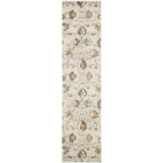 Safavieh Florenteen Grey/ Ivory Rug (2' x 8')