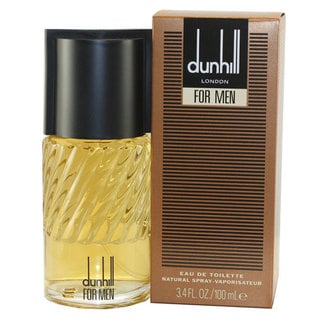 Alfred Dunhill Dunhill Men's 3.4-ounce Eau de Toilette Spray