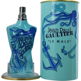 Jean Paul Gaultier Summer Men's 4.2-ounce Cologne Tonique Spray (Edition 2014)