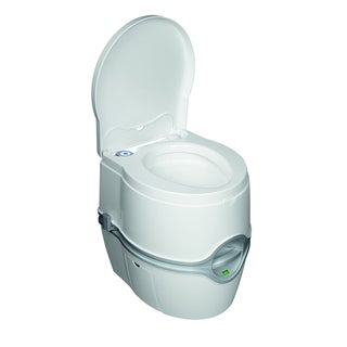 Coleman Large Camping Flush Toilet Free Shipping Today