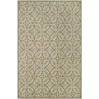 Safavieh Hand-hooked Chelsea Sage Wool Rug - 7'9 x 9'9