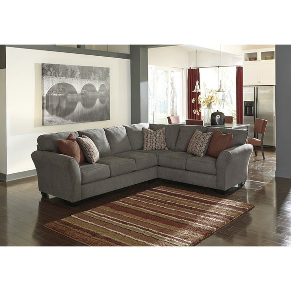 ... Ashley Furniture Living Room Set For 999 By Signature Design By Ashley  Doralin 3 Piece Steel ...