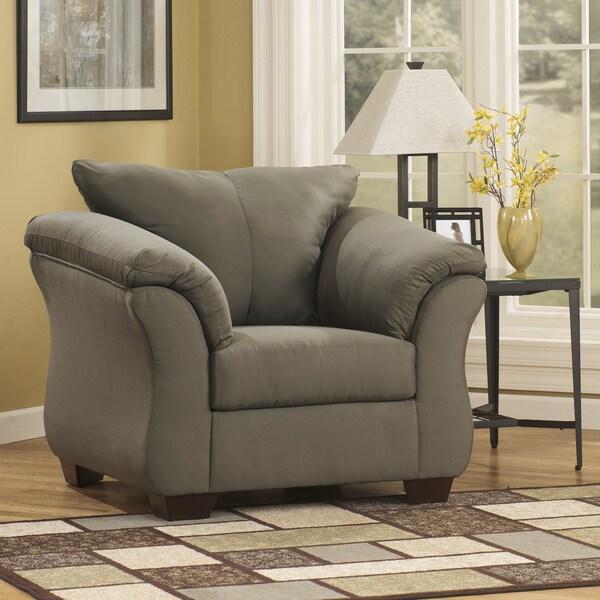 Ashley Furniture Darcy Sage Chair: Shop Signature Designs By Ashley Darcy Sage Arm Chair