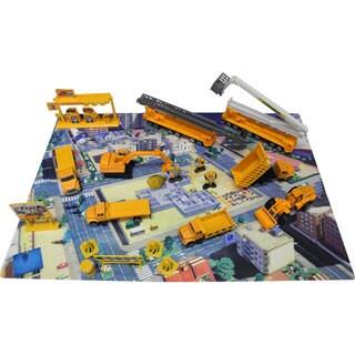 Shop Dimplechild 40 Piece Die Cast Metal Vehicles