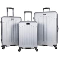 Heritage 'Lincoln Park' 3-piece 20in / 25in / 29in Lightweight Hardside 4-Wheel Spinner Luggage Set