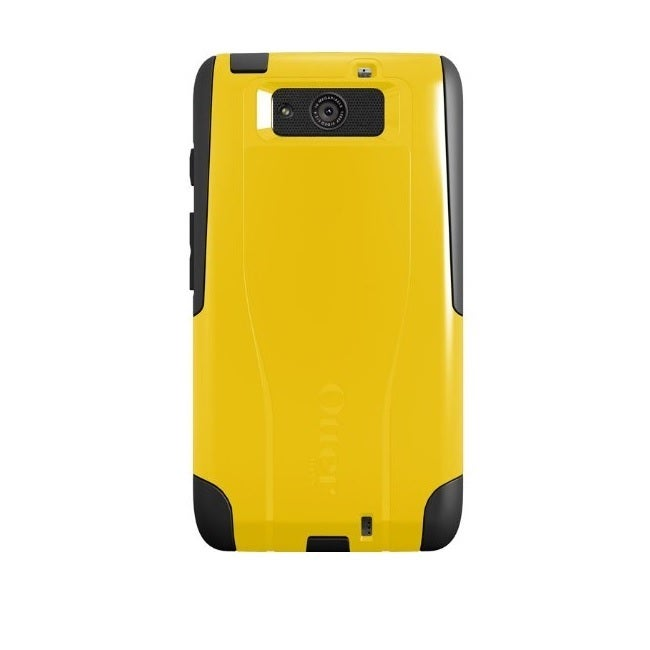 OtterBox Motorola Droid Ultra Commuter Case (Yellow/Black...