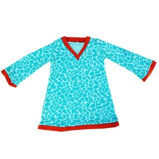 Azul Swimwear Girls 'Madagascar' Tunic|https://ak1.ostkcdn.com/images/products/9580019/P16769417.jpg?impolicy=medium