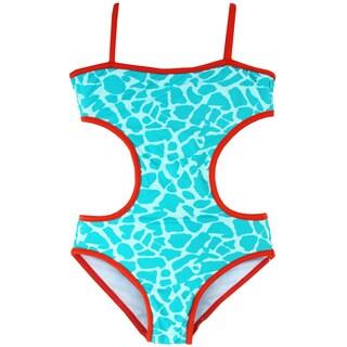 Azul Swimwear Girls 'Madagacar' Monokini