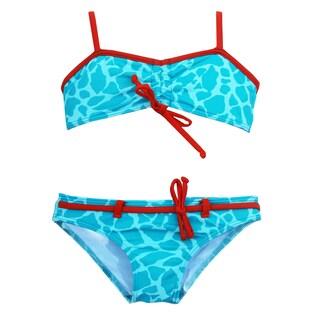 Azul Swimwear Girls 'Madagascar' Bandeau Bikini