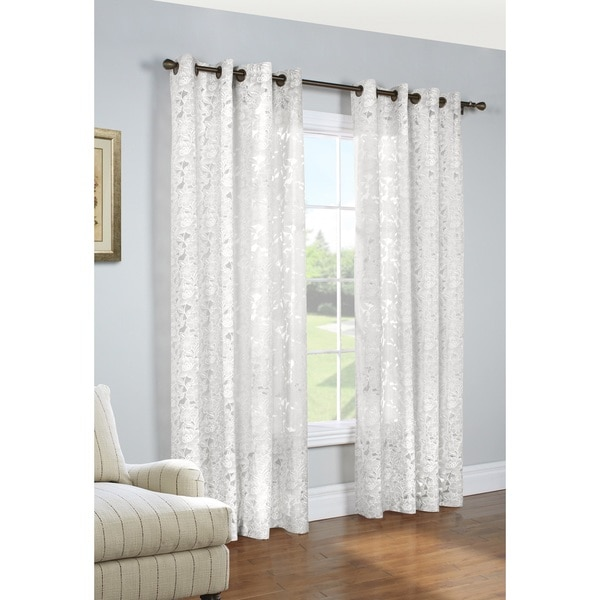 Burnout Curtains Shop The Gray Ba...