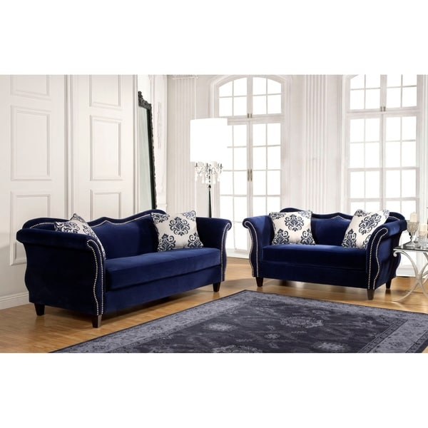 Othello Traditional 2-Piece Sofa Set by FOA