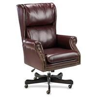 Lorell Traditional Executive Swivel Tilt Chair