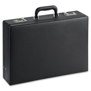 Lorell Carrying Case (Attache) for Document - Black