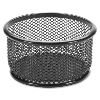 Link to Lorell Mesh Paper Clip Holder Similar Items in Coordinating Accessories