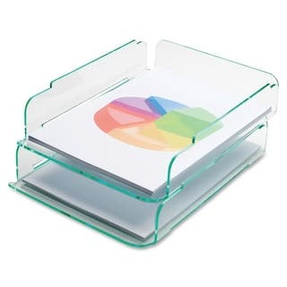 Lorell Stacking Letter Trays|https://ak1.ostkcdn.com/images/products/9583733/P16761031.jpg?impolicy=medium