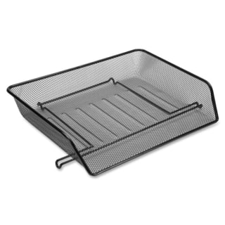Lorell Side-loading Mesh Letter Trays|https://ak1.ostkcdn.com/images/products/9583735/P16761032.jpg?impolicy=medium