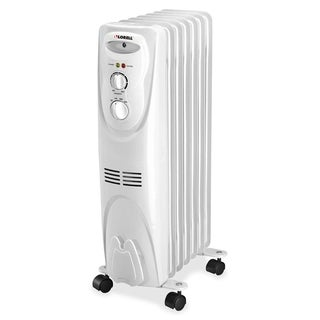 Lorell White Radiator Heater