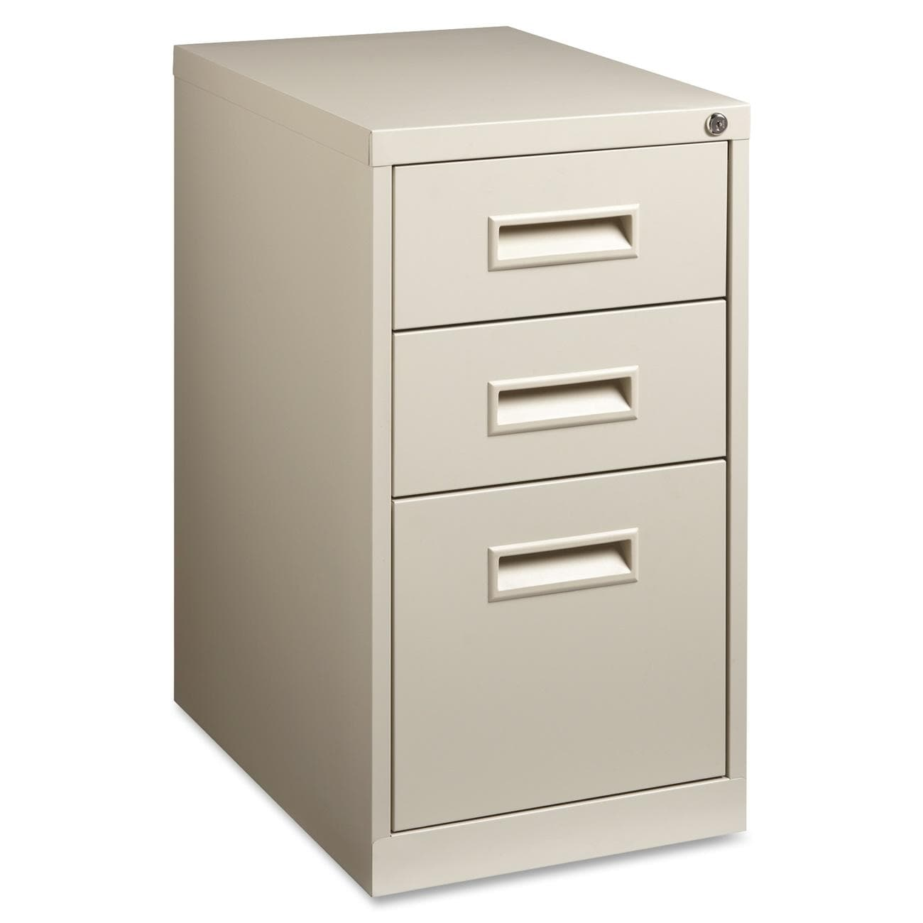 Lorell Box/Box/File Mobile Pedestal Files (LLR67742), Sil...