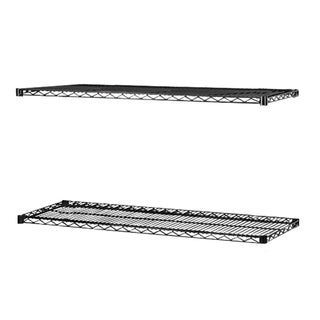 Lorell 2-Extra Shelves for Industrial Wire Shelving