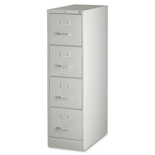 Lorell 4-drawer Vertical File
