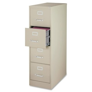 Lorell Fortress Series 28.5-inch Letter-size Vertical Files