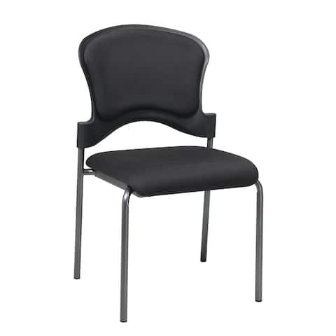 Armless Visitor's Chair