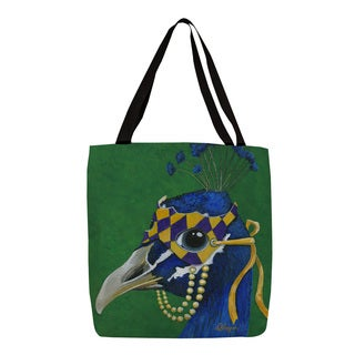 Silly Bird Shopping Tote