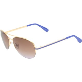 Piranha Unisex 'Icon II' Aviator Sunglasses