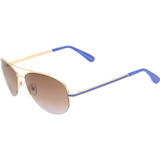 Piranha Unisex 'Icon II' Aviator Sunglasses