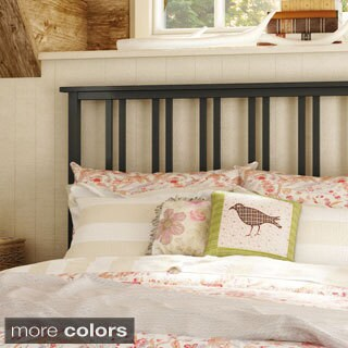 Amisco Erika 60-inch Queen-size Metal Headboard