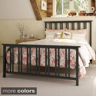 Amisco Erika 60-inch Queen-size Metal Bed