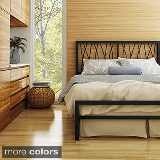 Amisco Ivy Full Size Metal Bed 54-inch