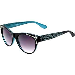 Piranha Women's Bling Curious Sunglasses