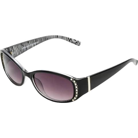 Piranha Women's Bling Sparkle Sunglasses