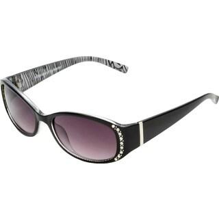 Piranha Women's Bling Sparkle Sunglasses