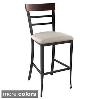 Amisco Cate 26-inch Metal Counter Stool