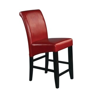 Metro Parson's Espresso Eco Leather Barstool
