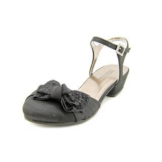 Kenneth Cole Reaction Kids Girl (Youth) 'Prim N Prop-Er' Satin Dress Shoes