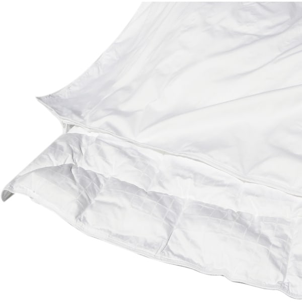 Allergy Guardian Ultimate White Cotton Comforter Protector