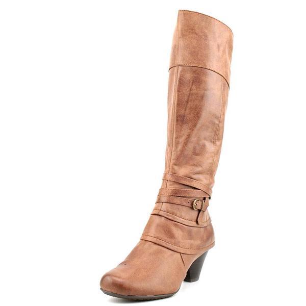84060311ec4 Shop Baretraps Women s  Raleigh  Faux Leather Boots - Free Shipping ...